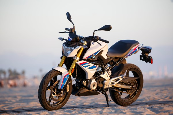 Is this the new BMW F850R? - Canada Moto Guide