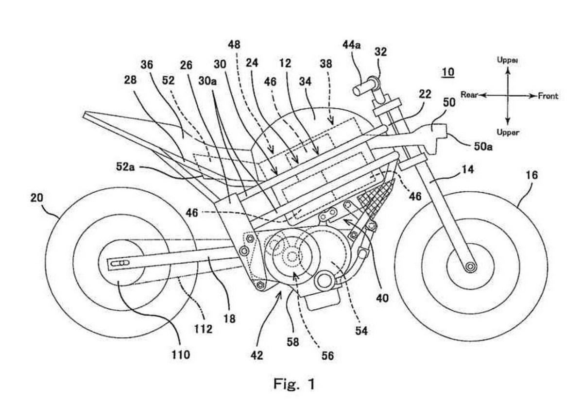 Is a Kawasaki electric motorcycle coming soon?