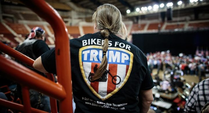 Bikers For Trump – Winnipeg Willy's take on it all