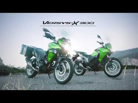 Video: Kawi promos new Versys-X 300