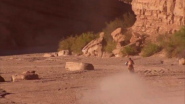 2017 Dakar, Stage 10