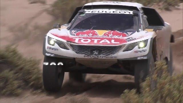 2017 Dakar, Stage 5