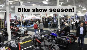 Bar's Bikes: A walk through the Toronto Spring Motorcycle Show