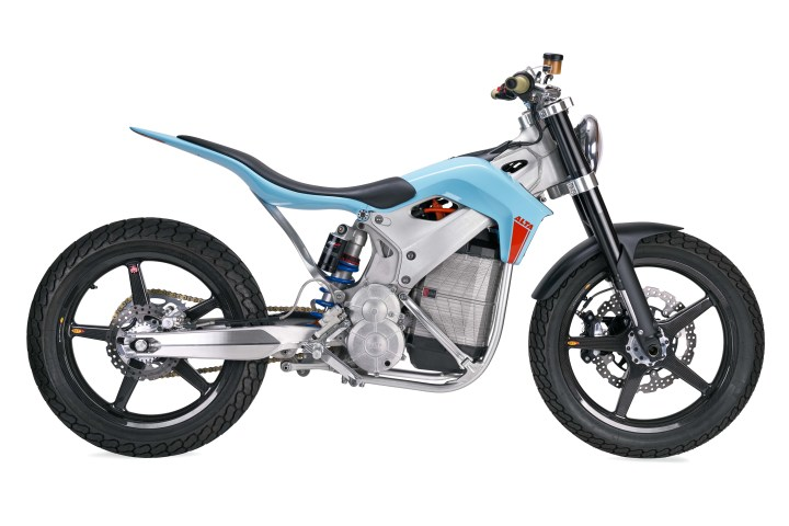 Report: Alta Motors to release high-spec version of Redshift MX bike