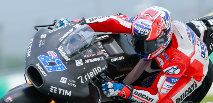 Casey Stoner top rider at Sepang MotoGP test