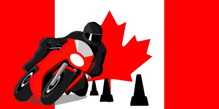 How to get your motorcycle licence in Canada
