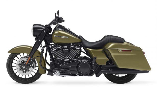 Harley-Davidson second-quarter sales drop in US, global markets
