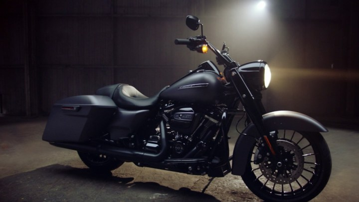 New Harley-Davidson Road King Special debuts