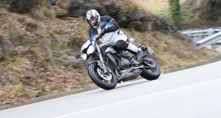 First ride: 2017 Triumph Street Triple RS