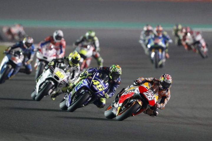 MotoGP race results: Qatar