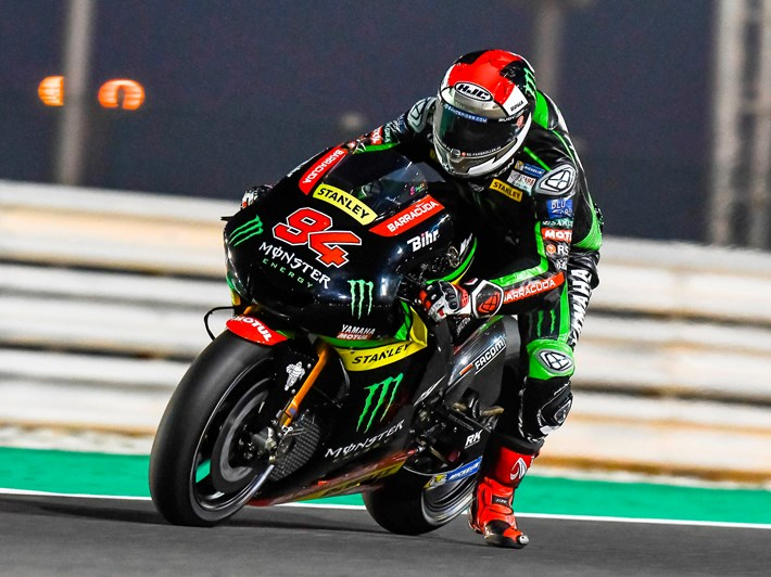 Jonas Folger will sit out MotoGP season