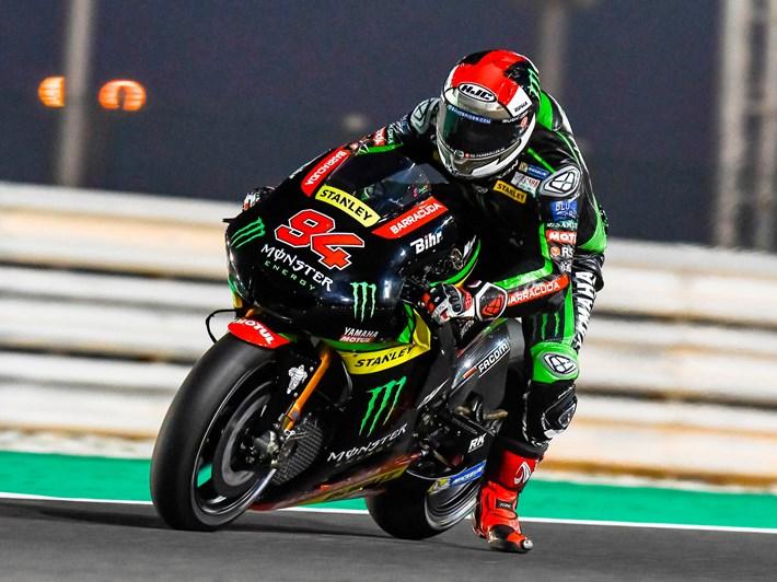 Jonas Folger will sit out MotoGP season