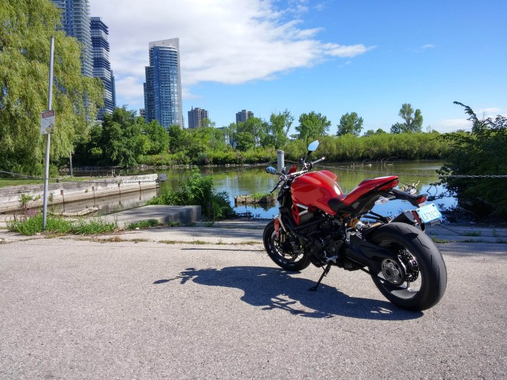 What's the big deal with a Ducati?