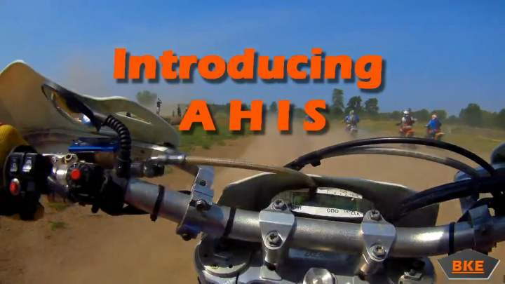 AHIS handlebar mounts: an answer to bad vibes?
