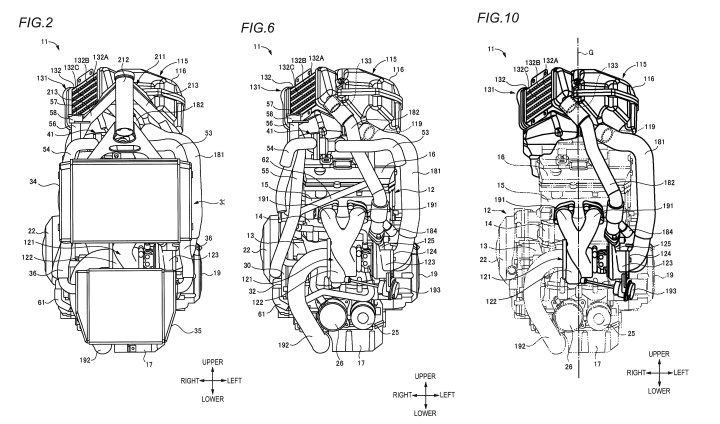 Patents hint Suzuki turbocharged motorcycle is still possible