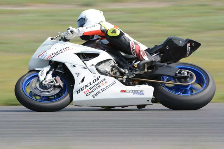 Matt McBride returns to CSBK this weekend