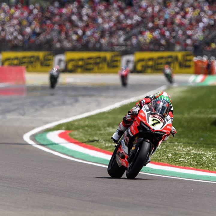 Race results: Imola World Superbike