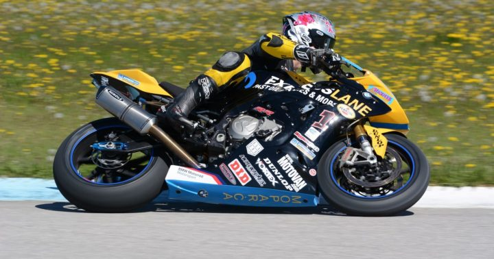 This weekend, the CSBK finale runs at CTMP