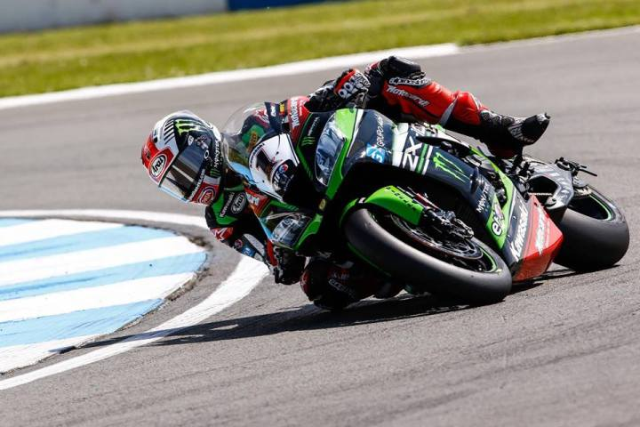 Race results: Donington Park World Superbike