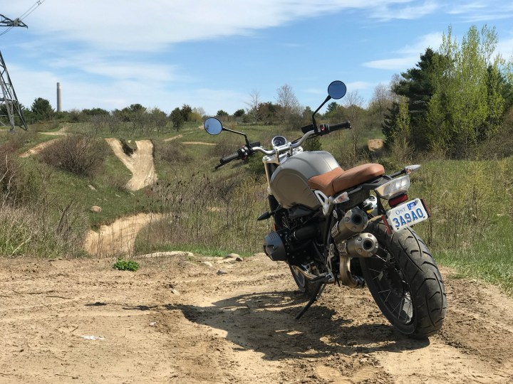 June update: CMG's long-term BMW Scrambler