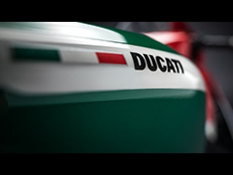 Ducati video announces a new superbike