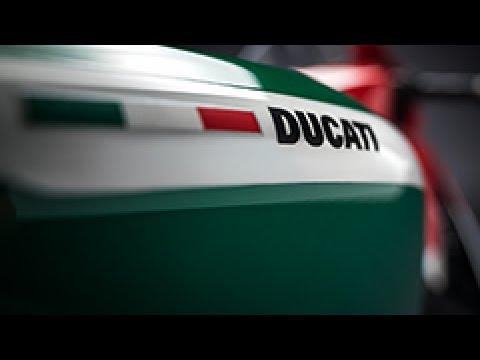 Ducati video announces a new superbike