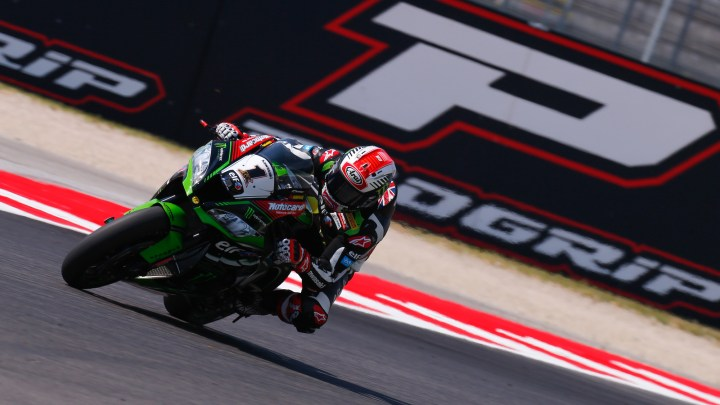 Race report: Misano World Superbike