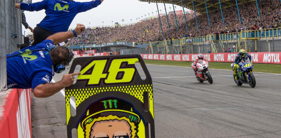 Race report: Assen MotoGP