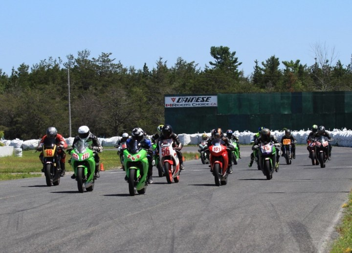 CSBK announces rules for new Lightweight Sport Bike series