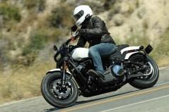 ... and the Harley-Davidson Fat Bob.
