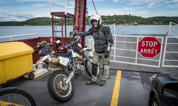 Rain, mud, and ruts: Zac's 2017 Fundy Adventure Rally