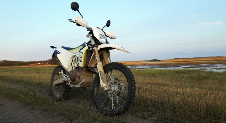 Husqvarna 701 Enduro: The 650 thumper grows up