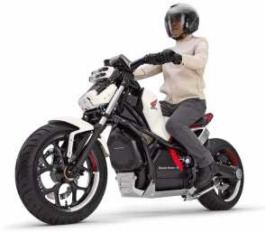 Honda Riding Assist E 5