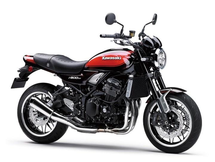 The 2018 Kawasaki Z900 RS: Finally, an attractive retro naked bike