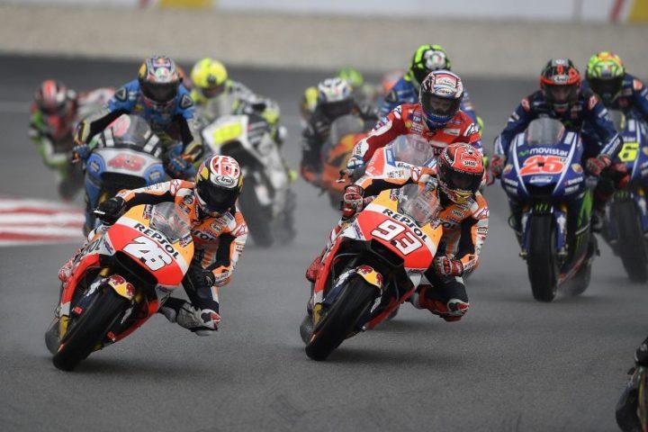 Race report: Malaysian MotoGP