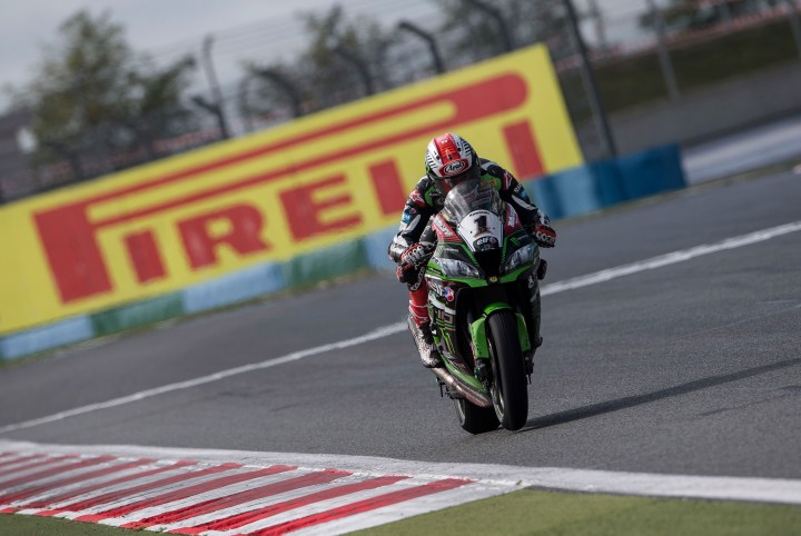 Provisional World Superbike calendar announced