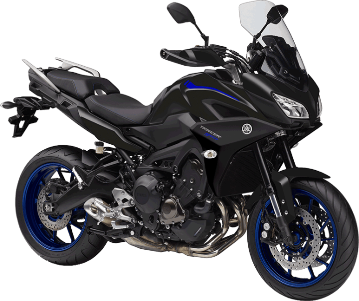 Yamaha introduces Tracer 900