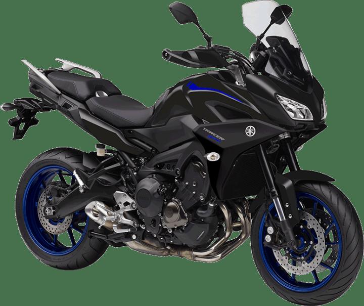 Yamaha introduces Tracer 900