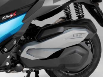 2017 BMW C400X 4