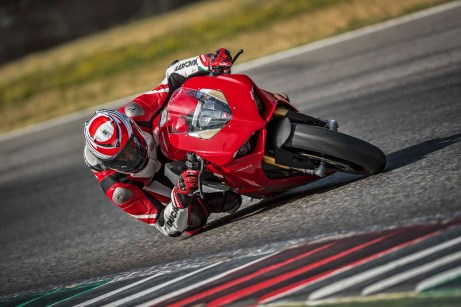 The new Ducati Panigale V4 takes the Italian manufacturer into bold new territory.
