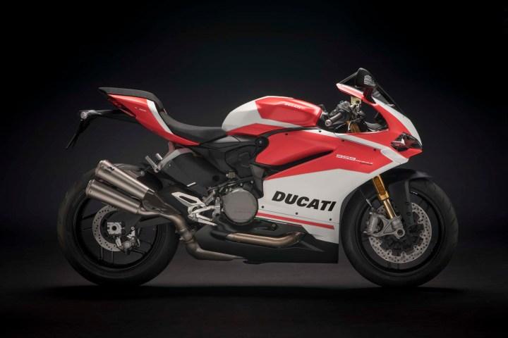 Ducati 959 Panigale Corse: A sportier superbike