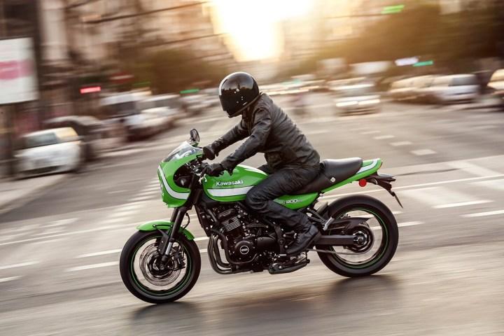 Kawasaki Z900 RS Cafe Racer Mild Mods To The Neo UJM