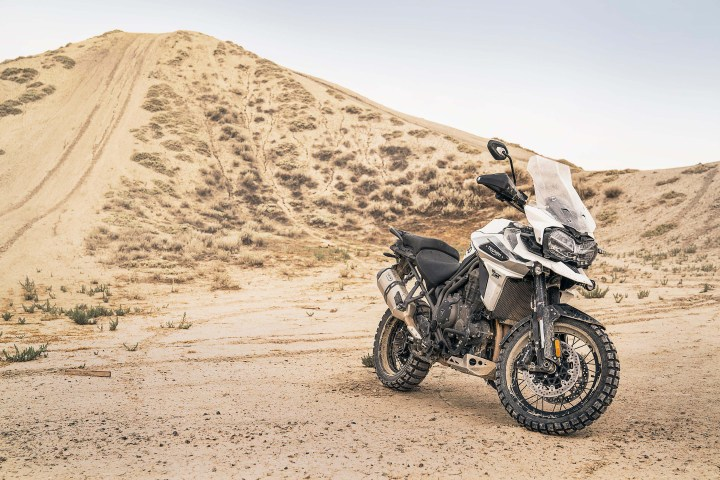 Triumph Tiger 1200 lineup revised for 2018