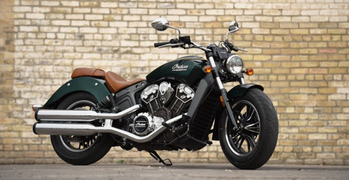Updates for 2018 Indian Scout