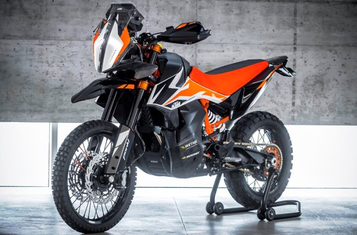 More bad news for ADV riders: KTM 790 Adventure R remains concept