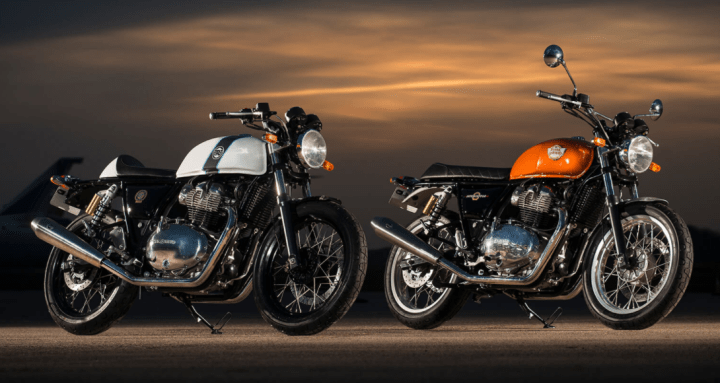 Royal Enfield Interceptor, Continental GT unveiled at EICMA