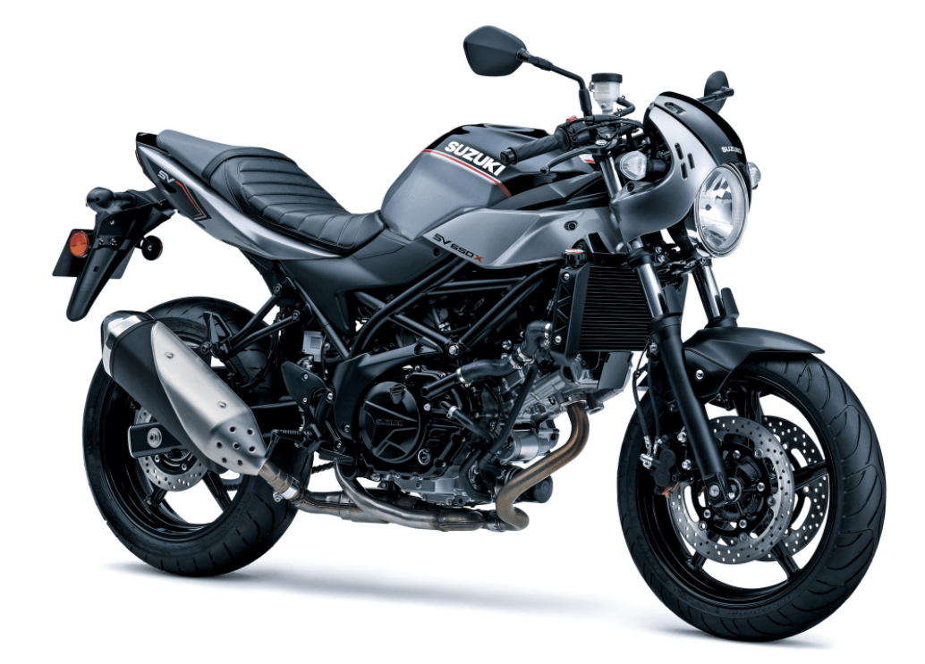 Confirmed: Suzuki SV650X coming to Canada