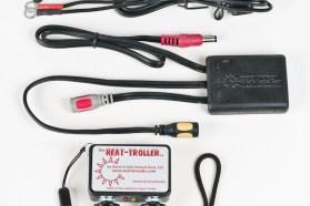 heated gear wiring