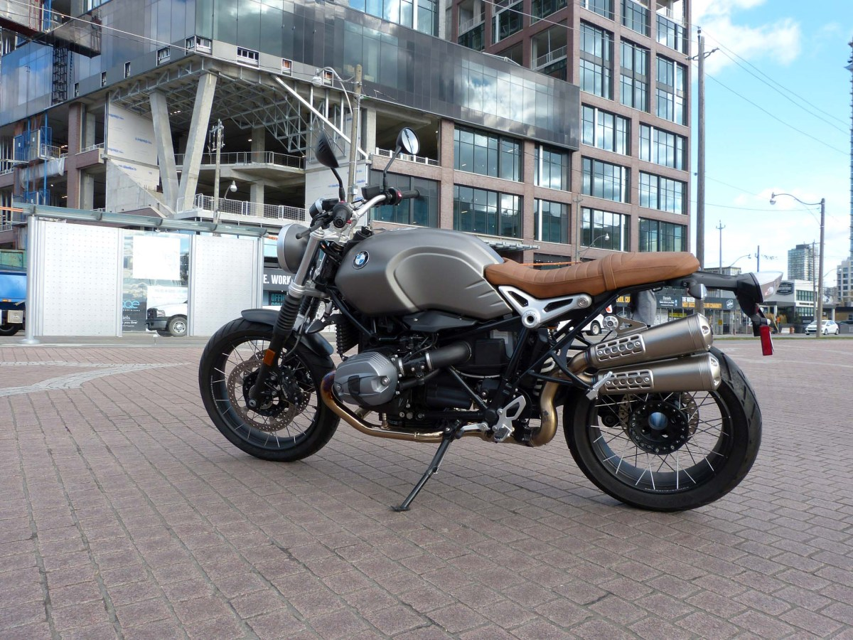 The CMG long-term BMW Scrambler - it's a wrap!