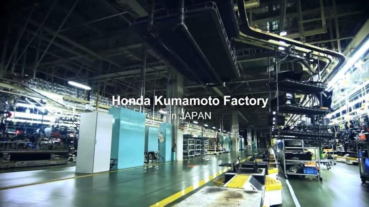 Watch: The birth of a Honda Super Cub